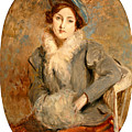 Desiree Manfred by Jacques-Emile Blanche