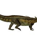 Desmatosuchus Profile by Corey Ford