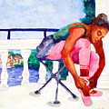 Desperate For Dancing by Amira Najah Whitfield