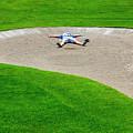 Desperate Golfer by Mats Silvan