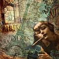 Destination Paris by Mindy Sommers