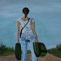 Destination Unknown by Leslie Allen