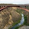Desutches River Bridge by Bernd Billmayer