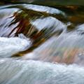 Detail Cascade Fall River by Jozef Jankola