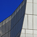 Detail Frank Gehry Building Mnhattan by Robert Ullmann