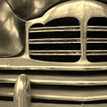 Detail Of An Old Car by Yali Shi