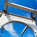 Detail Of An Old Dutch Bridge by Nick  Biemans