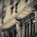 Detail Of Building Front by A Cappellari