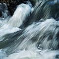 Detail Of Wild Rapid Water by Jozef Jankola