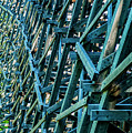 Detail View Of The Kinsol Trestle by Andrew Kim