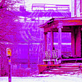 Deterioration In Neon by Laura Birr Brown