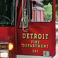 Detroit Fire Department by Daniel Hagerman