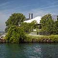 Detroit Riverfront 1 by John McGraw