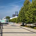 Detroit Riverfront 2 by John McGraw