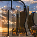 Detroit Sunset  by John McGraw