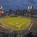 Detroit Tigers Comerica Park 5047 by David Haskett II