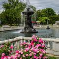 Detroit Zoo Fountain by Melvin Busch