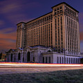 Detroit's Abandoned Michigan Central Station by Gordon Dean II