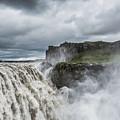 Dettifoss Waterfall by Agata Boguszewska