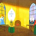 Deus Quer O Homem Sonha A Obra Nasce by Greg Gierlowski