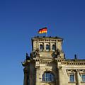 Deutscher Bundestag II by Flavia Westerwelle