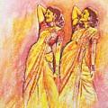 Devdas Dance by Usha Shantharam