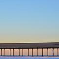 Devereax Beach Walkway Marblehead Ma by Toby McGuire