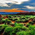 Devil's Garden Trail by Dean Arneson