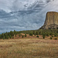 Devils Tower Expanse by John M Bailey