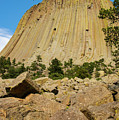 Devils Tower Four by Bob Phillips