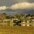 Devoran, Cornwall, Uk by Michael Brookes