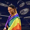 Dewanna Bonner Lgbt Pride 5 by Devin Millington