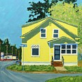 Dewey Ave by Laurie Breton