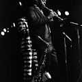 Dewey Redman by Lee Santa