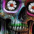 Dia De Los Muertos by Andre Koekemoer