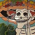 Dia De Los Muertos by Yana Yatsyk