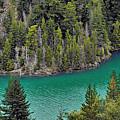 Diabolo Lake North Cascades Np Wa by Christine Till