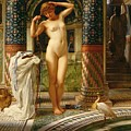 Diadumene by Sir Edward John Poynter