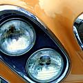 Diagonal Headlights by Lynn Bawden