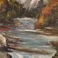 Diamond Falls by Joseph Snyder