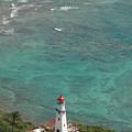 Diamond Head Lighthouse 3 by Carol  Eliassen