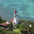 Diamond Head Lighthouse by Julie Jernegan