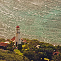 Diamond Head Lighthouse by Michael Peychich