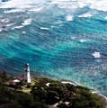 Diamond Head Lighthouse by Steven Sparks
