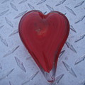 Diamond Plated Heart by WaLdEmAr BoRrErO