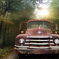 Diamond T Truck by Lori Deiter