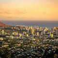 Diamondhead -- Jewel Of Oahu by TK Goforth