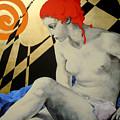 Diana by Jean Pierre Rousselet