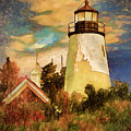 Dice Head ,castine, Maine by Dave Higgins