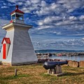 Digby Lighthouse by David Matthews